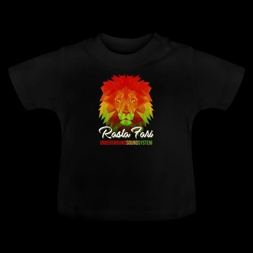 Rasta Fari LION - Baby T-Shirt