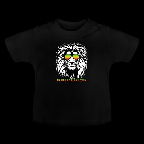 RASTA REGGAE LION - Baby T-Shirt