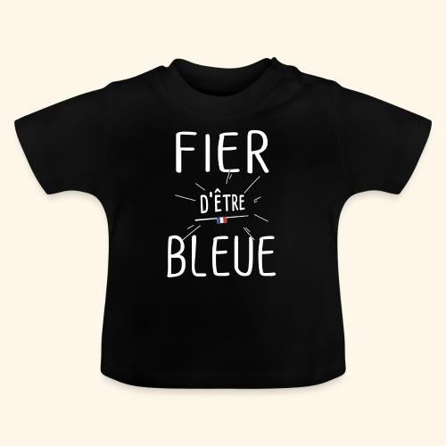 Football féminin Fier d'être bleue - Homme - T-shirt Bébé