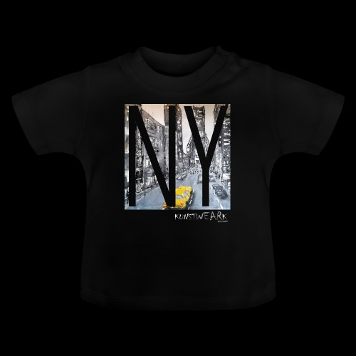 TIME SQUARE - Baby T-Shirt