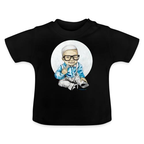 Naughty Boy, carographic - Baby T-Shirt