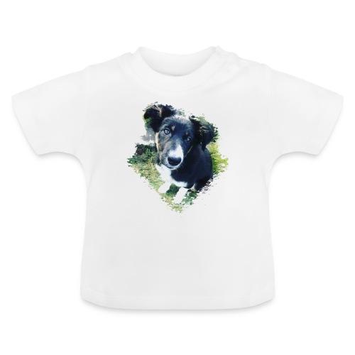 colliegermanshepherdpup - Baby T-Shirt