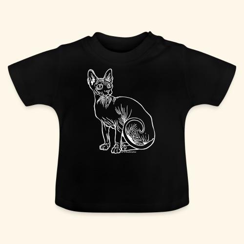 sushibianco - Maglietta per neonato