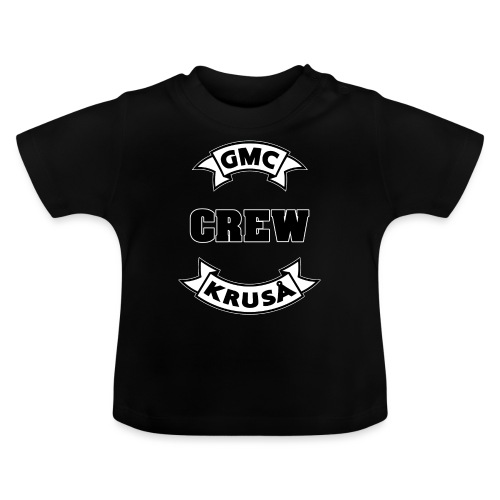 GMC CREWSHIRT - KUN FOR / CREW MEMBERS ONLY - Baby T-shirt