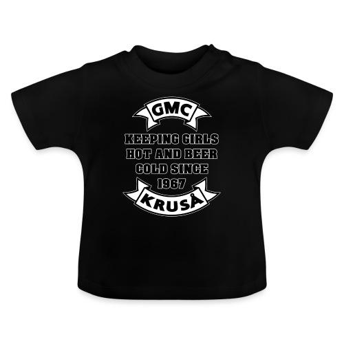 GMC HOLDING GIRLS HOT - Baby T-shirt