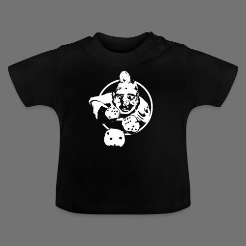 Professional Gambler (1c valkoinen) - Vauvan t-paita