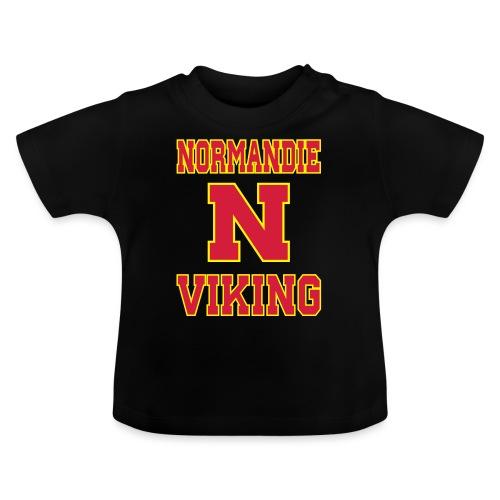 Normandie Viking - T-shirt Bébé
