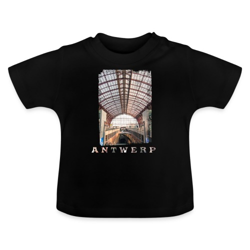 ANTWERP CENTRAL STATION - Baby T-shirt