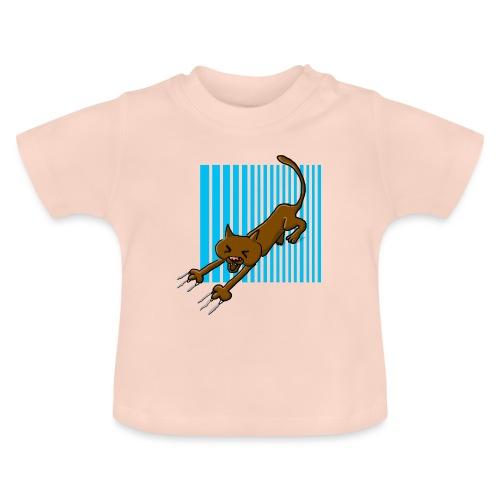 Chat griffes - T-shirt Bébé