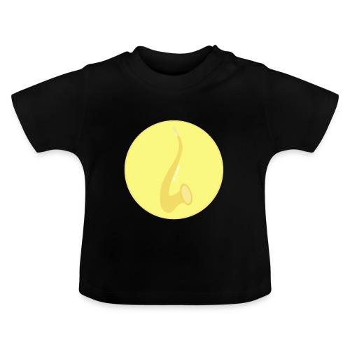 SaxophonBabyTea - Baby T-Shirt