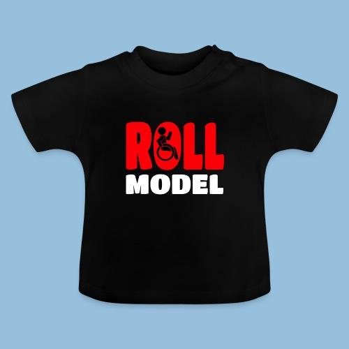 Roll model 015 - Baby T-shirt