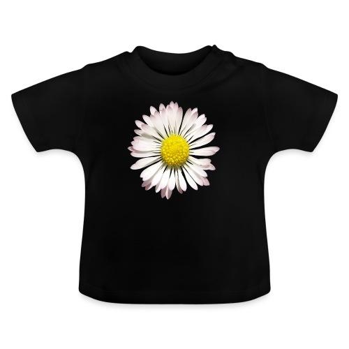 TIAN GREEN Garten - Gänse Blümchen - Baby T-Shirt