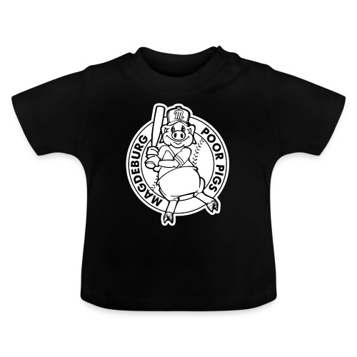 mpp Vintage Logo Digitaltransfer - Baby T-Shirt