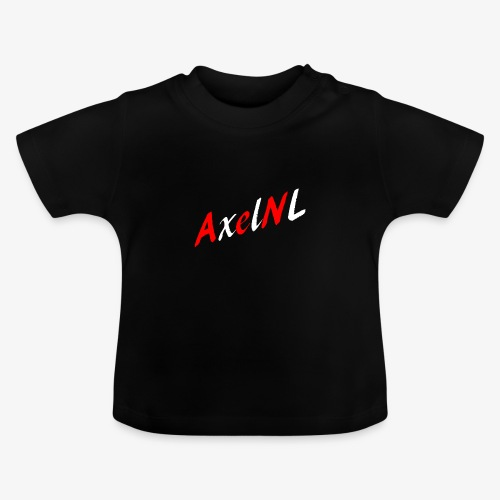 AxelNL - ROOD - Baby T-shirt
