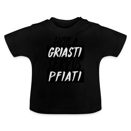Hoil Griasti | Uni Sex Hoodie - Baby T-Shirt