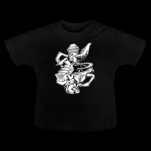 The Real HipHop Elements - Baby T-Shirt