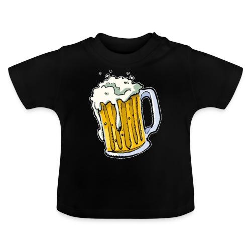 Boccale Birra - Maglietta per neonato