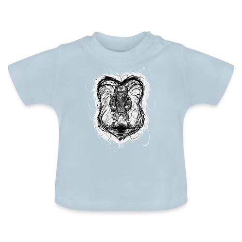 Horned Metalhead - Baby T-Shirt