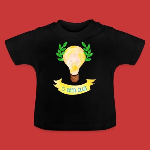 5 IDEEN CLUB Glühbirne 2018 - Baby T-Shirt