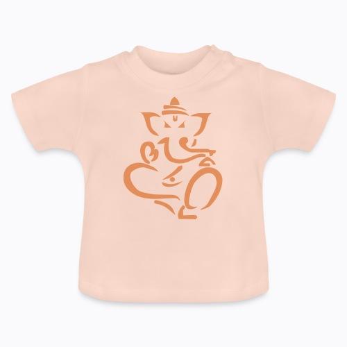 ganesha elephant - Baby T-Shirt