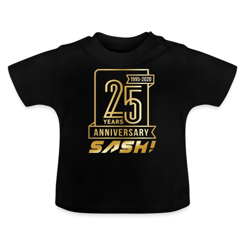 SASH! 25 Years Annyversary - Baby T-Shirt