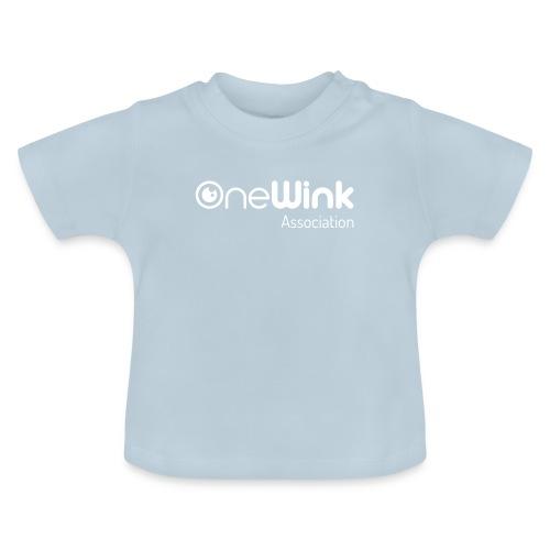 OneWink Association - T-shirt Bébé