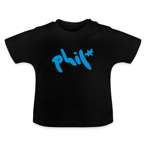 phil splash logo - Baby T-Shirt