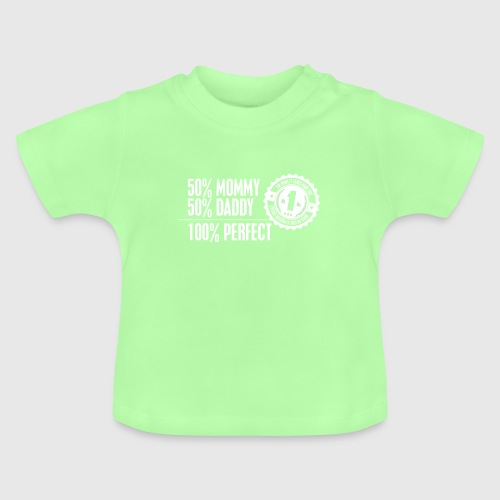 100 w png - Baby T-shirt