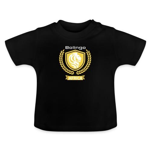 bolingo jaune - T-shirt Bébé
