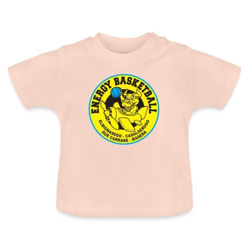 baby energy basketball - Maglietta per neonato