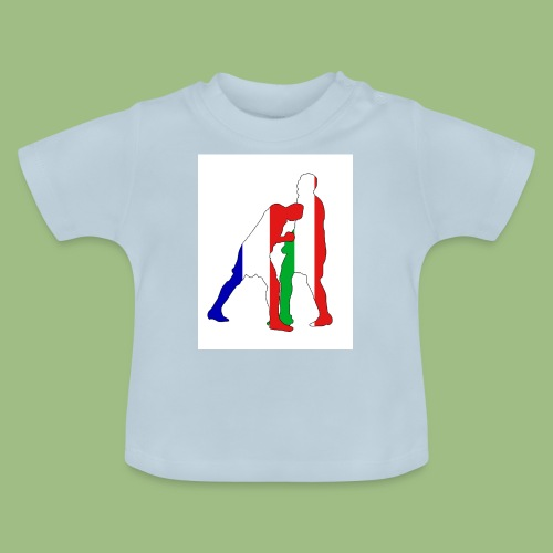 Zidane and Materazzi - Baby-T-shirt