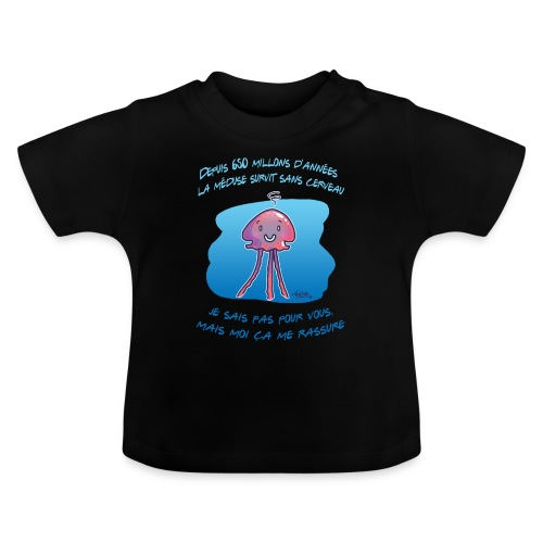 Meduse - T-shirt Bébé