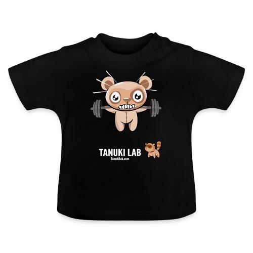 Oso entrenando - Camiseta bebé