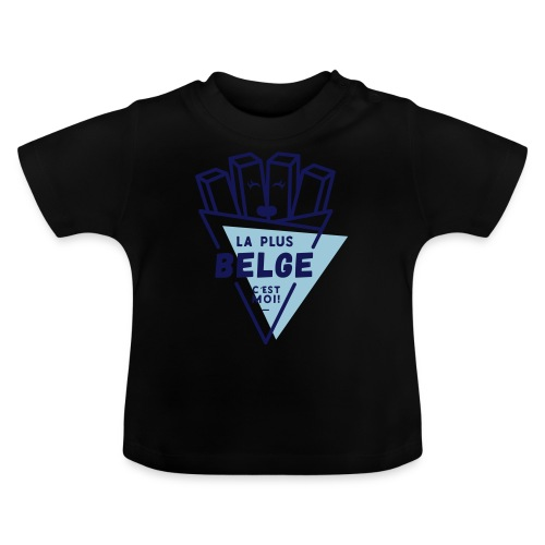 La+Belge - T-shirt Bébé