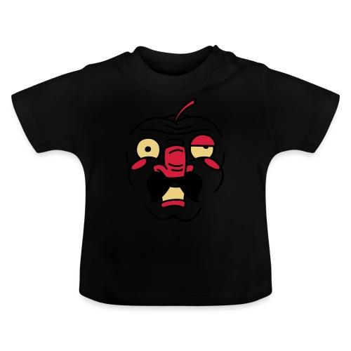 pomme man - T-shirt Bébé