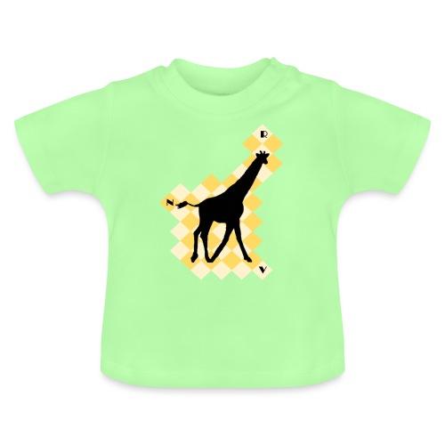 GiraffeSquare - Vauvan t-paita