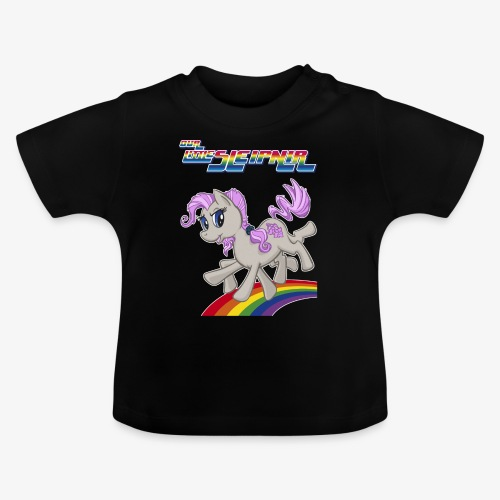 Bearded Sleipnir - Baby-T-shirt