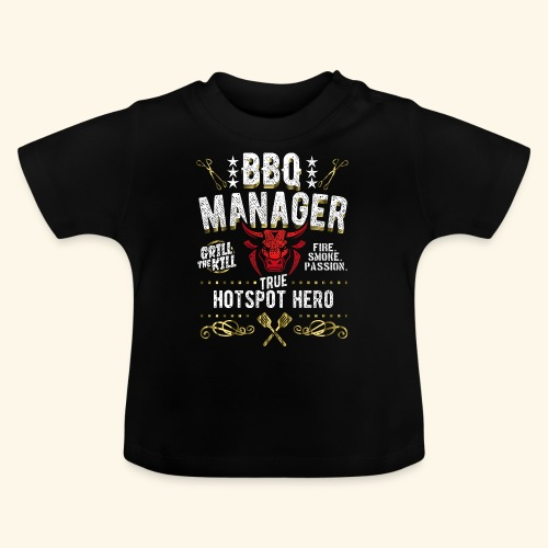 BBQ Manager - Baby T-Shirt