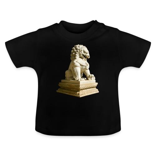 Fu Hund Tempelwächter Wächterlöwe Buddha China - Baby T-Shirt