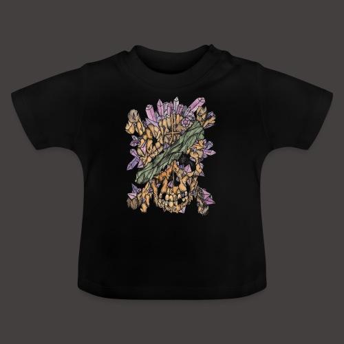 Crane de Pirate de Cristal Couleur - T-shirt Bébé