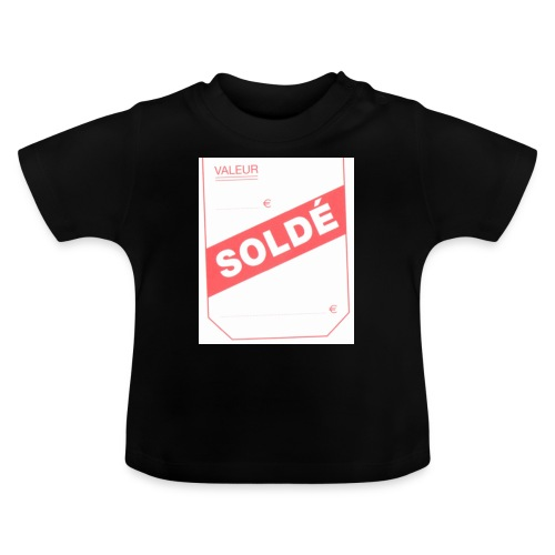soldé - T-shirt Bébé