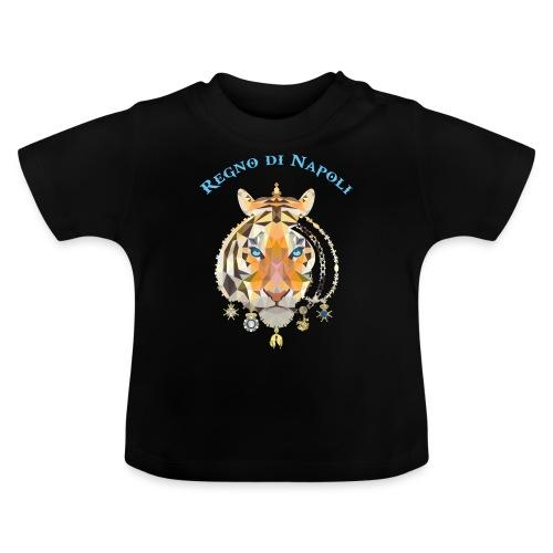 regno di napoli tigre - Maglietta per neonato