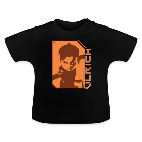 Code lyoko - T-shirt Bébé