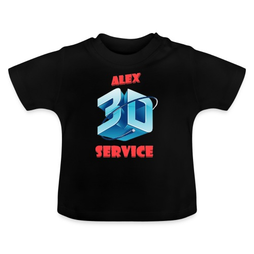 logo emporesa de impresion 3d en albacete - Camiseta bebé