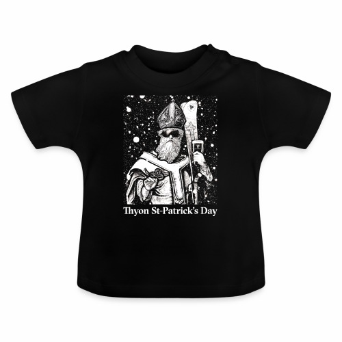 Thyon St-Patrick's Day - T-shirt Bébé