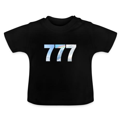 777 un nombre de chance et spirituel. - T-shirt Bébé