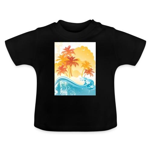 Palm Beach - Baby T-Shirt