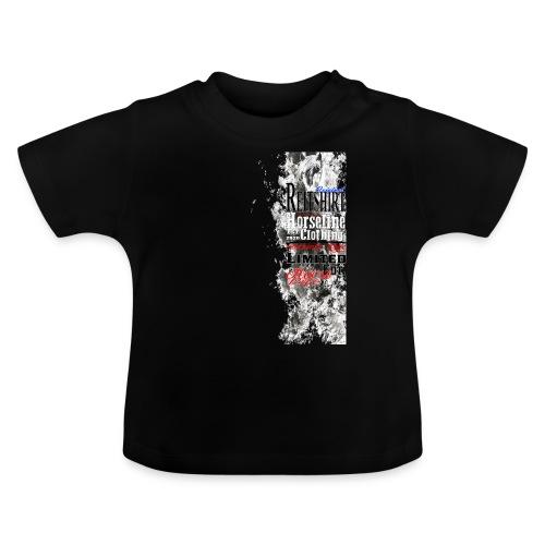 Limited Edition Reit Shirt Pferde Reiten - Baby T-Shirt