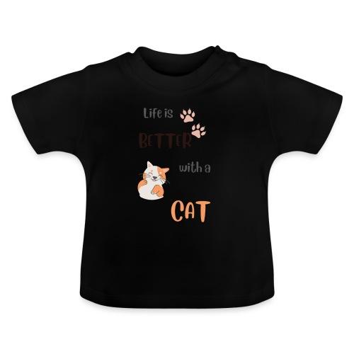 cat lovers - Baby T-shirt