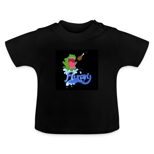Baby hat hunger - Baby T-Shirt